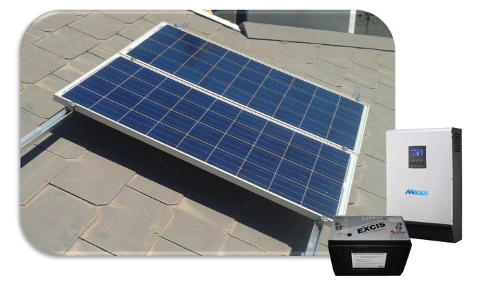 4kW Home Solution