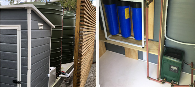 Integrated Rainwater Harvesting – Cape Town Case Study