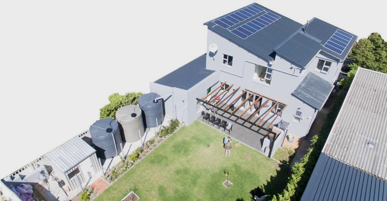 Sustainable Living in Urban Cape Town