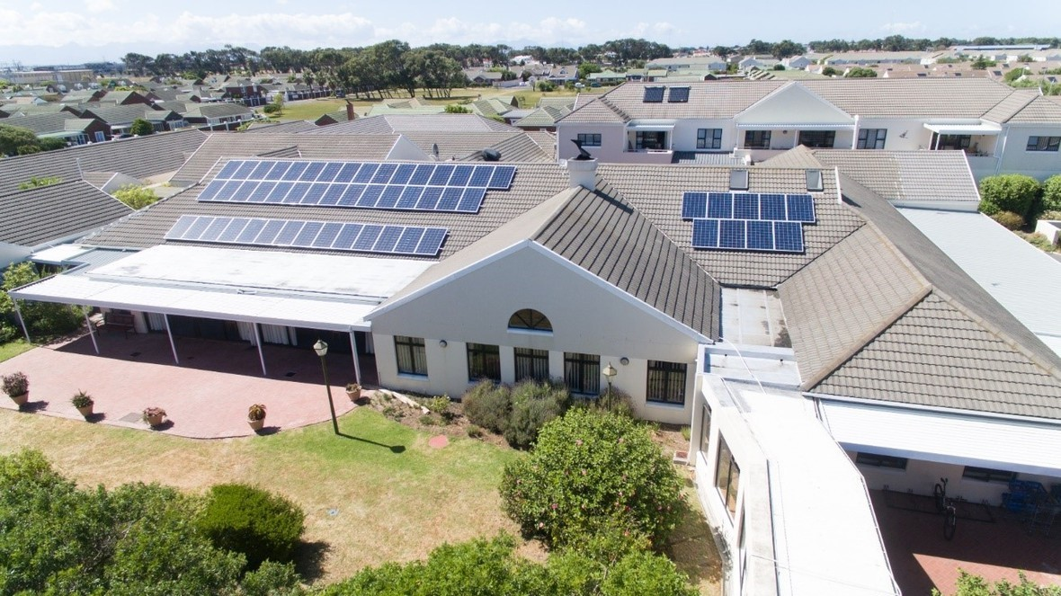 Solar Energy for Pinewood Village, Cape Town